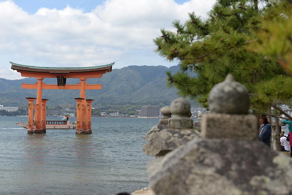 O-torii de Miyajima