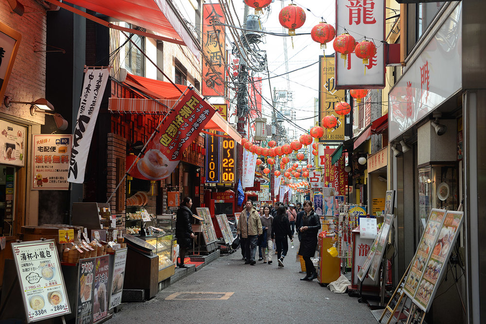 Barrio Chino - Yokohama