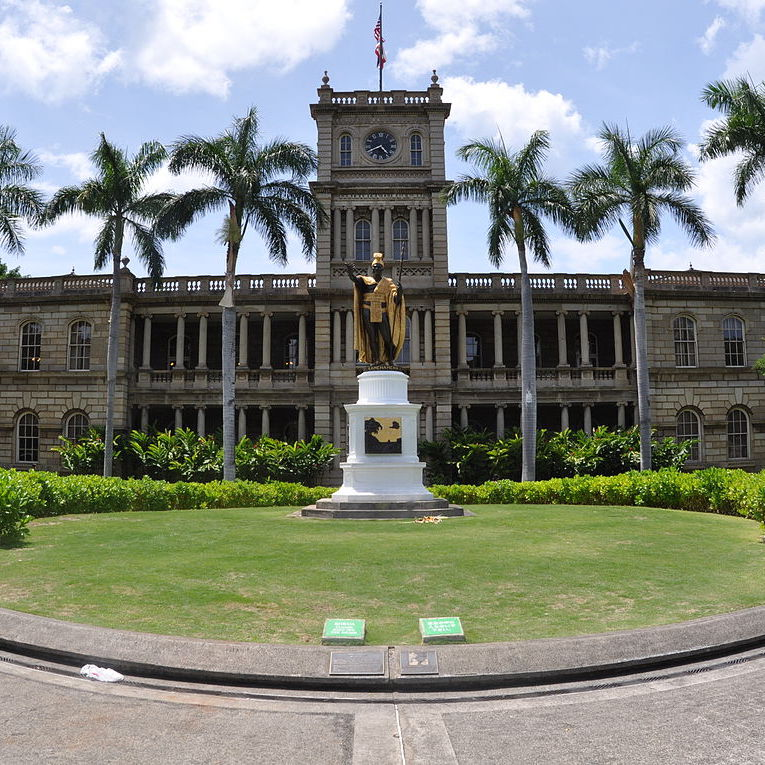 Aliʻiolani Hale