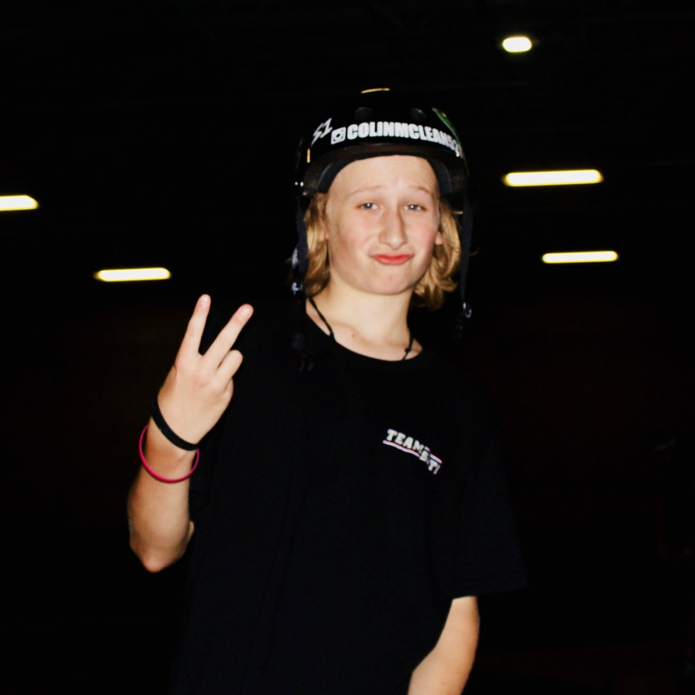 OPEN Rider: Colin McLean -  Havoc Pro Scooters  &  SCTusa  @colinscoots
