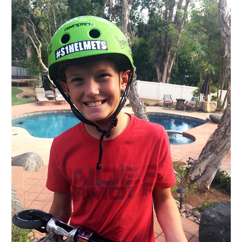 NOVICE Rider: Trevor Bogan
