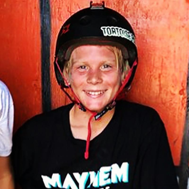 ADVANCED Rider: Caeden Maggiora
