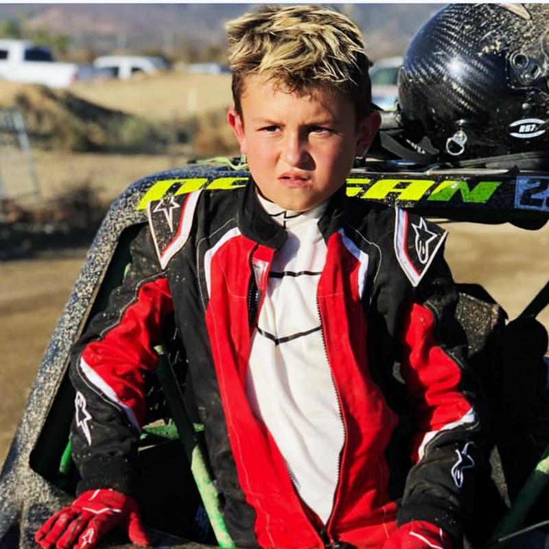 BEGINNER Rider: Hudson Deegan