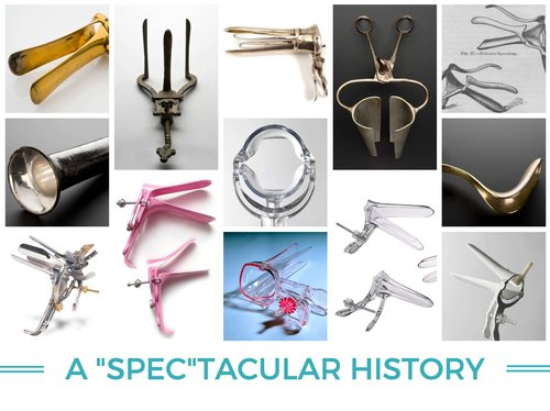 Specula throughout history image.