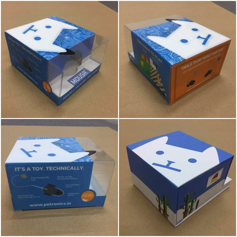 full packaging - first run