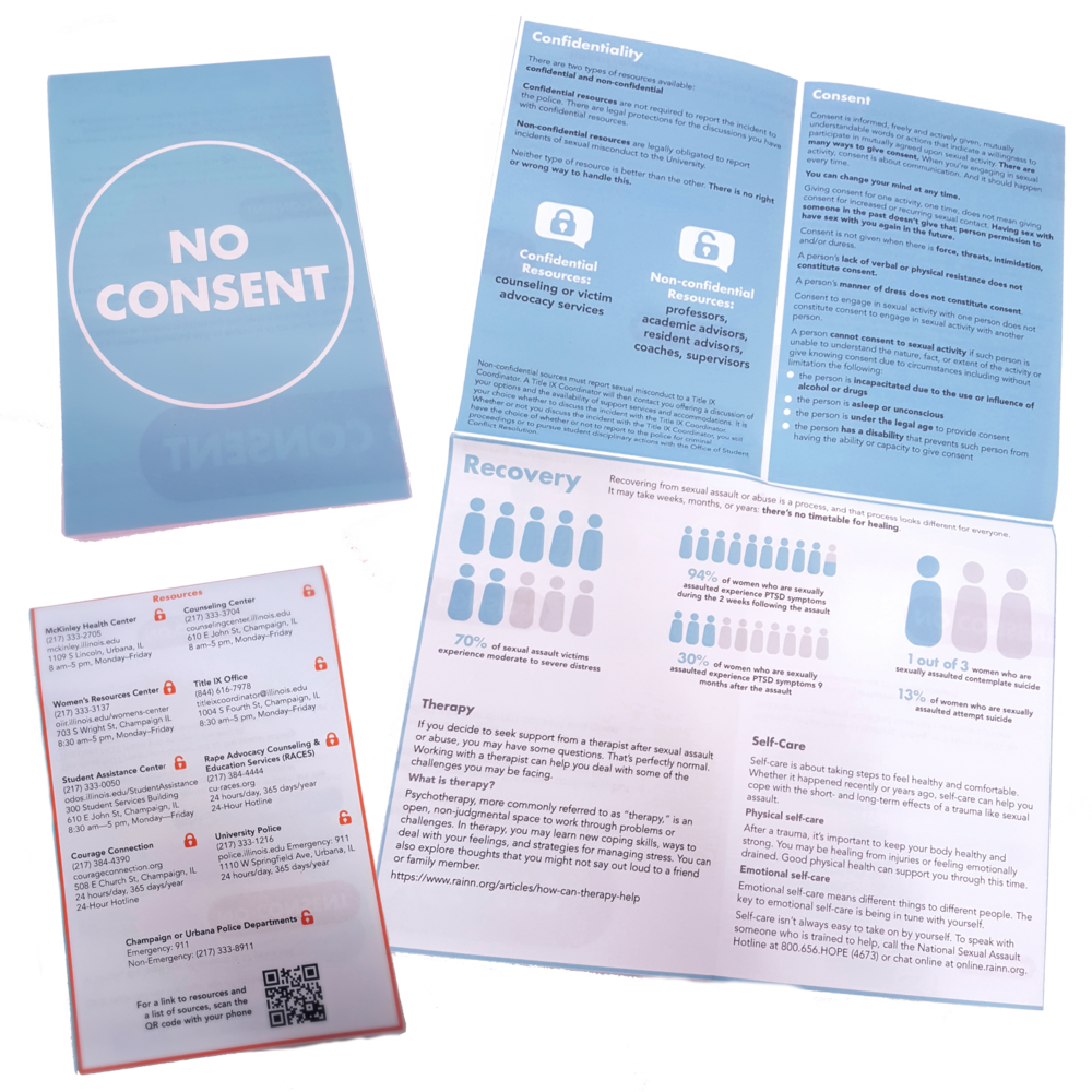 images of the final consent handout