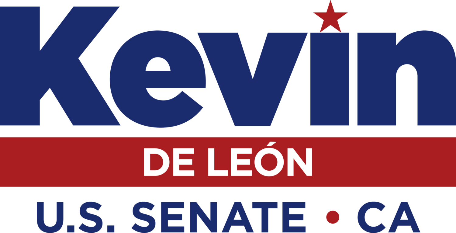 Kevin de León for Senate