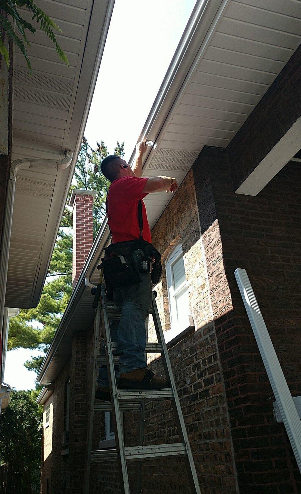 Chicago Gutter Repair- Downspout Repair .jpeg