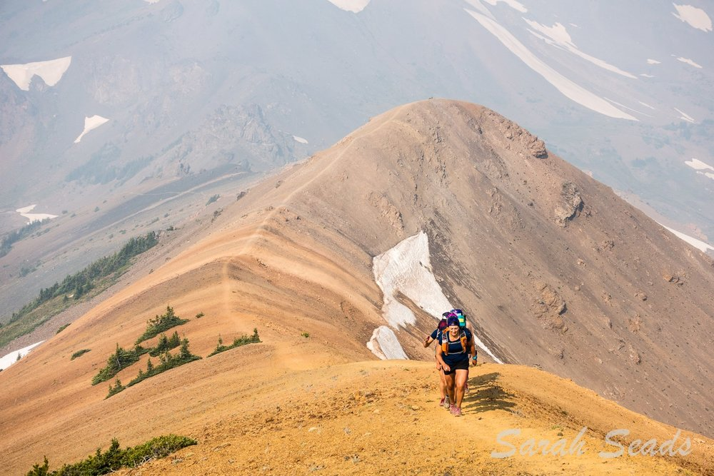 Run the Chilcotins - Experience the Southern Chilcotin range by foot. Remote and spectacular, this is a secret destination in BC.