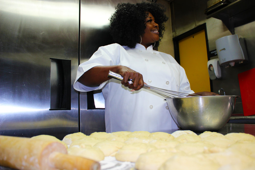 Cooking with Love! - Doris Rodney, Owner of The Hills Restaurant & Bar..