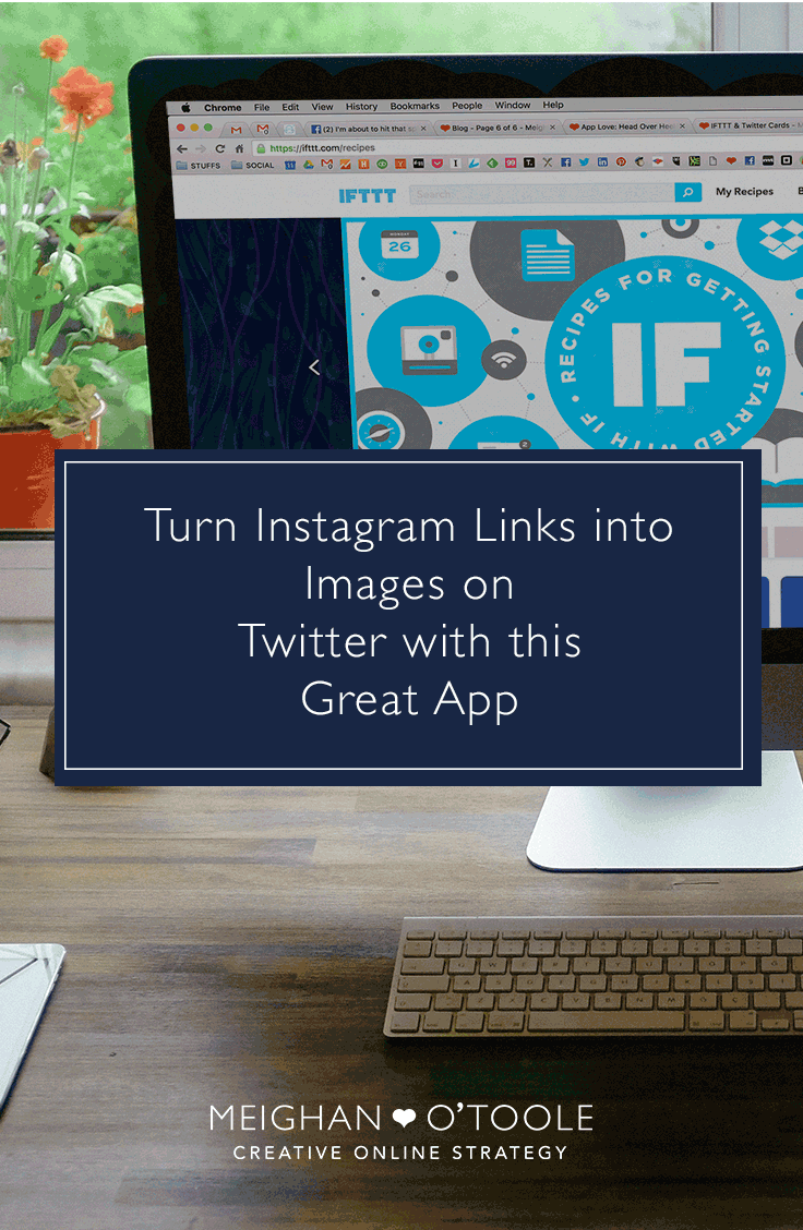 Turn Instagram links into Twitter pics with this awesome app!