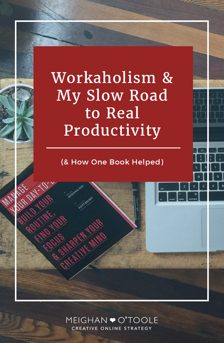 How I stopped working obsessively and actually got more done.
