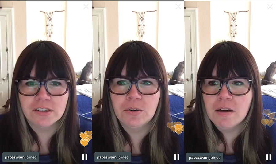 What I learned with my first Periscope broadcast