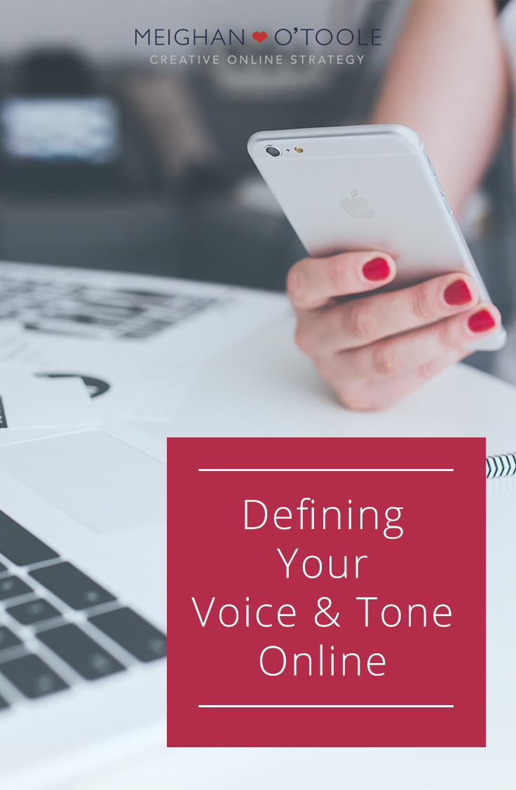 Defining Your Voice and Tone on Social Media