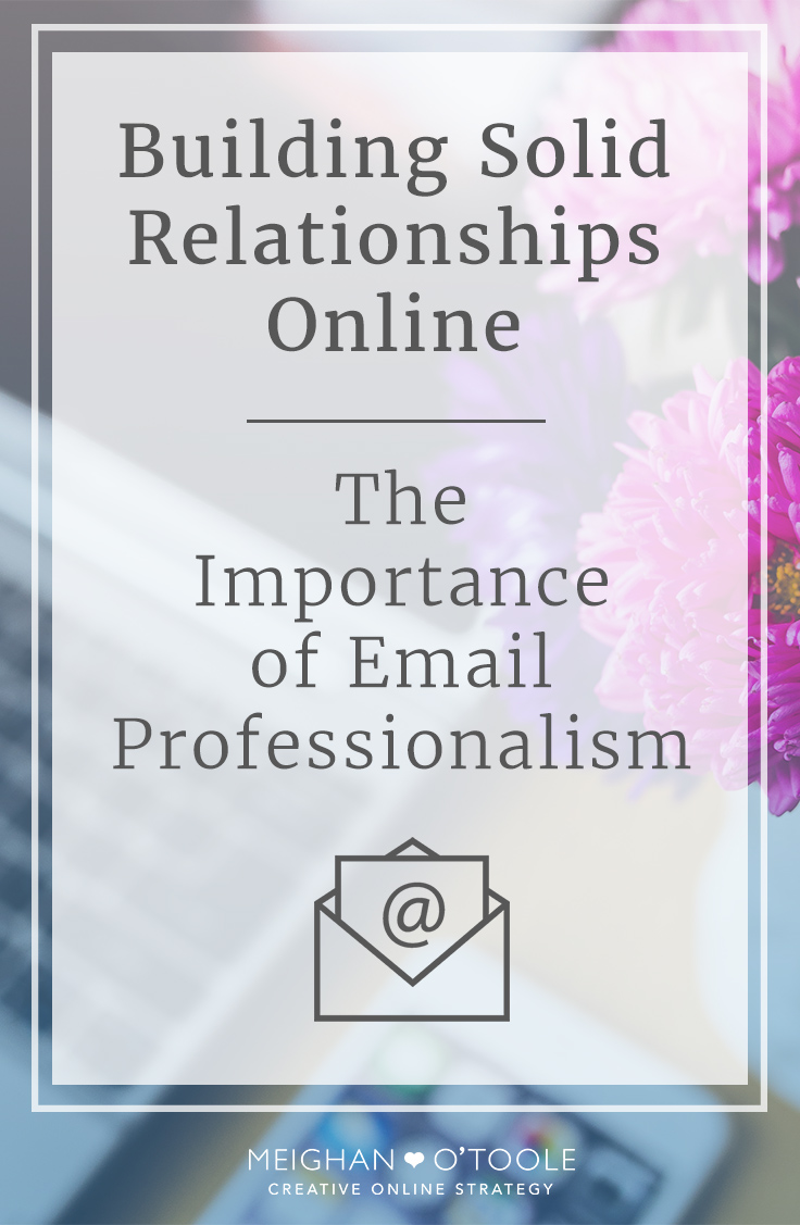 Set yourself apart online by being professional and personal through networking emails. You'll be rewarded for it.