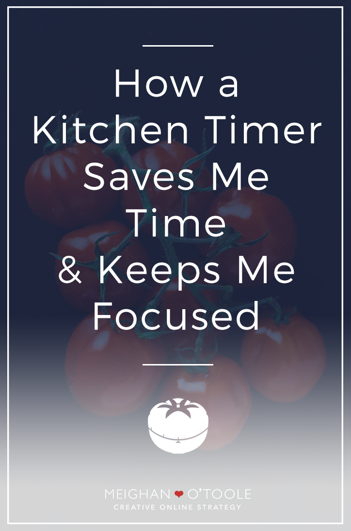 How the Pomodoro Technique saves me time and keeps me focused.