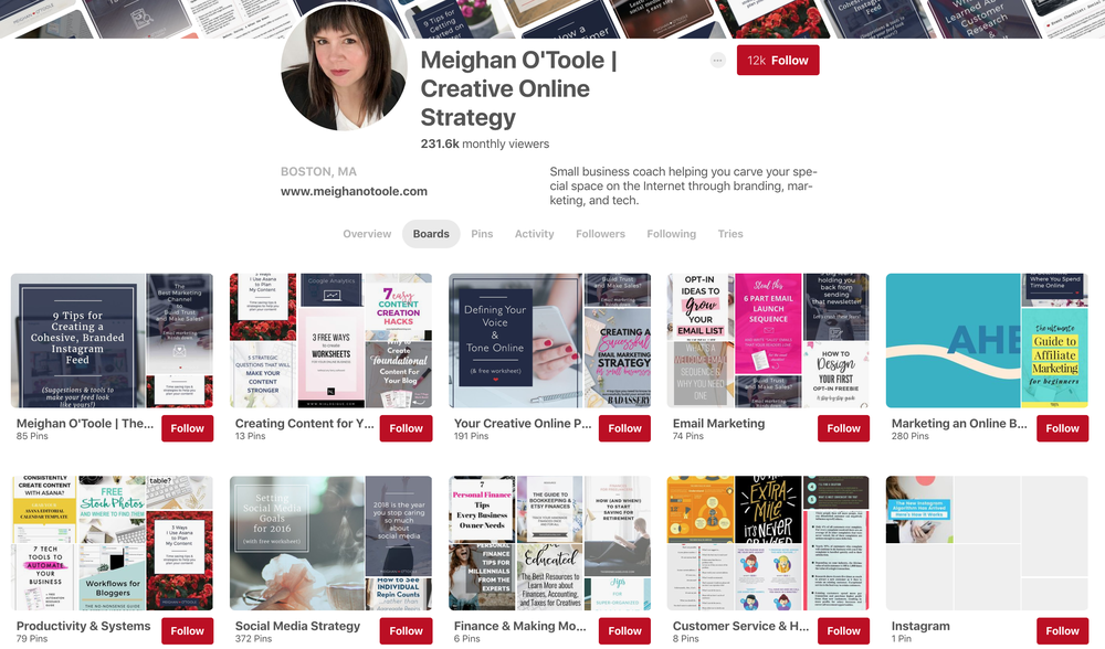 8 Things I Did to Increase My Pinterest Following by Over 450% | Meighan O'Toole