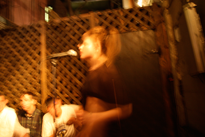 "Audio Visual Arts (AVA), New York, 2011: ""F4BSAD"" cassette launch"