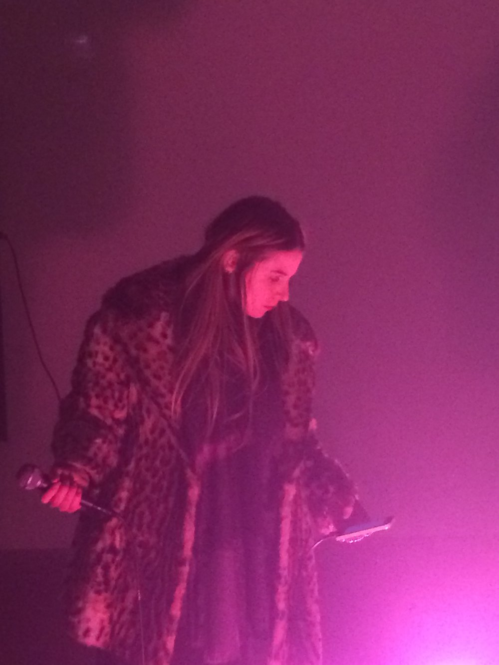 "Signal, Brooklyn, 2015: ""Fissure : Fog"" exhibition ""Round Robin"" performance"