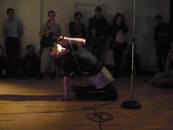 "Real Fine Arts, Brooklyn, 2010: ""Kayla Guthrie and Practice"""