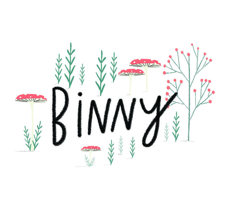 Binny Illustration