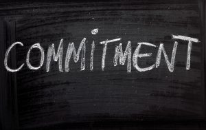 Managers must show committment to encourage commitment