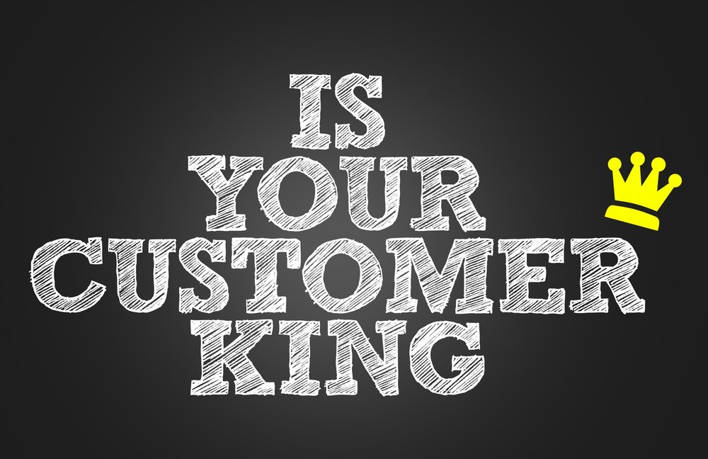 Is your customer king.jpg