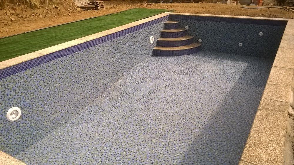 Tiling, Steps and Edges