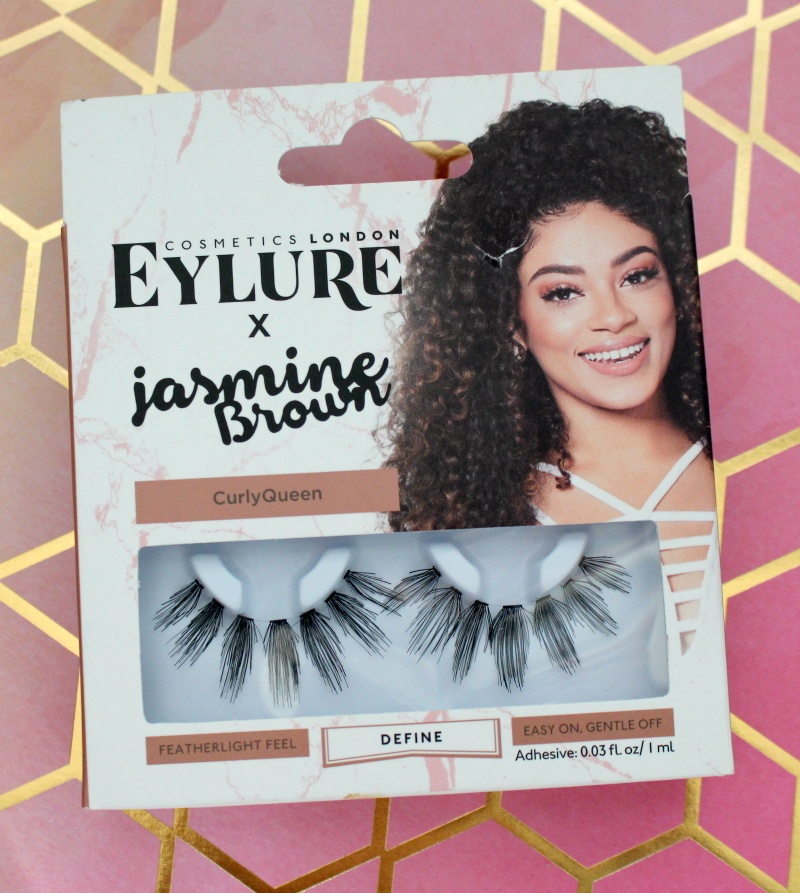 64d6f78a629 Product Review | Eylure X Jasmine Brown