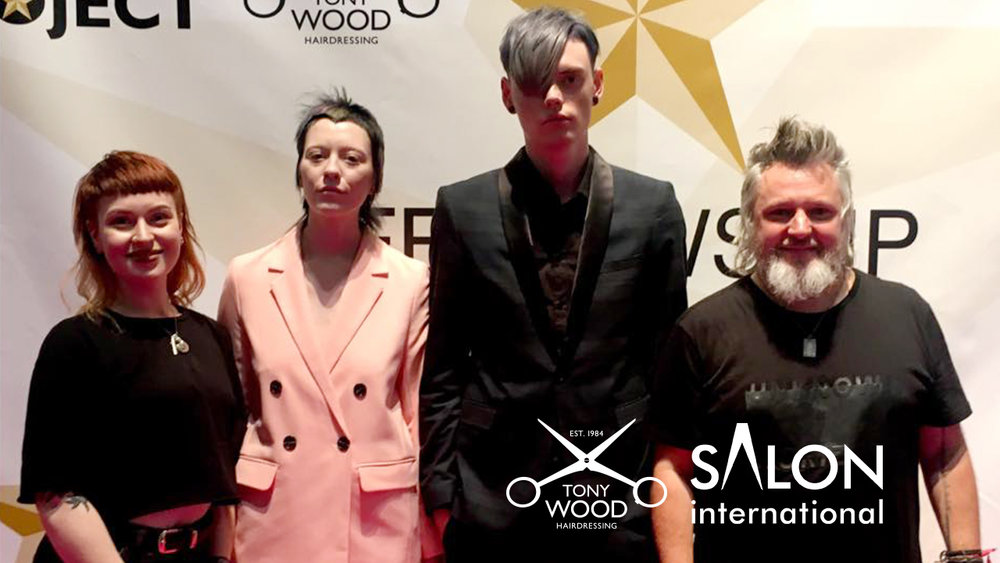 Tony Wood Hair x Goldwell at Salon International 2017