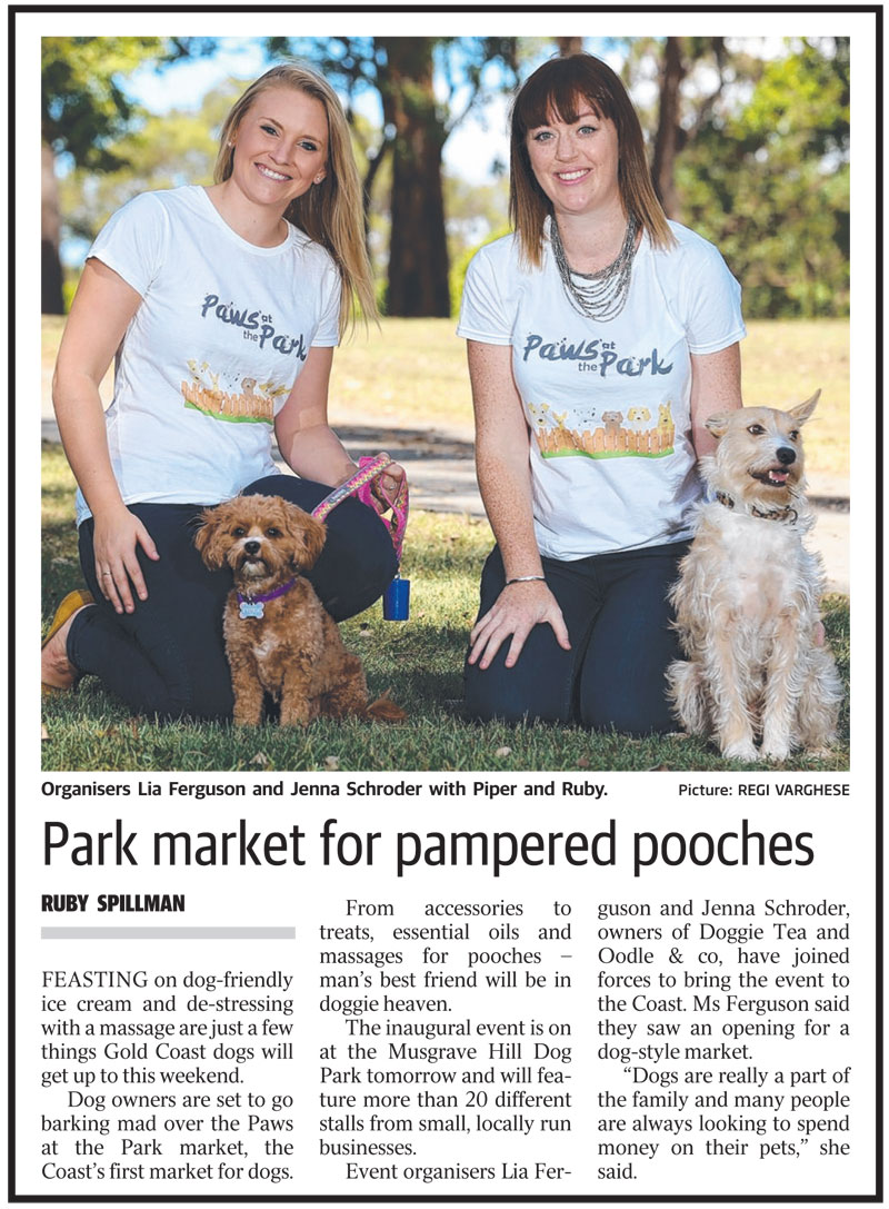 Gold Coast Bulletin, April 2016