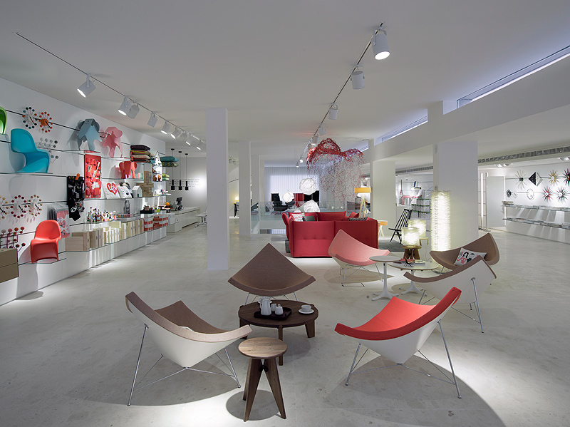Vitra Showroom Visit -