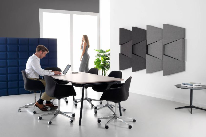 'Positive Sound Tesselate' collection from Ocee Design