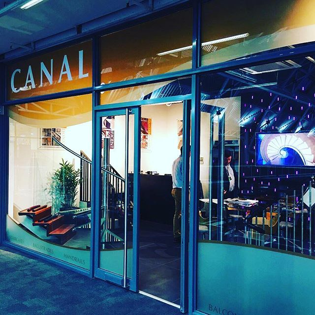 Great staircase inspiration! Thanks to @canal_arch #interior #architecture #design #commercialinteriors #staircase #materials #makingworklive #opportunities #alwayslearning #london #unitedkingdom