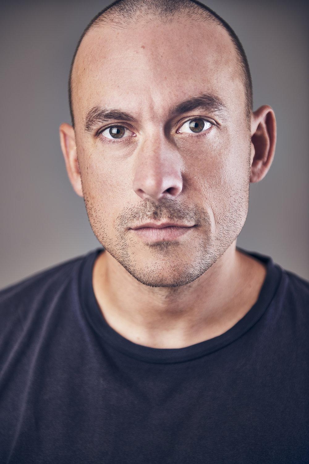 Josh John Photographer : Headshot