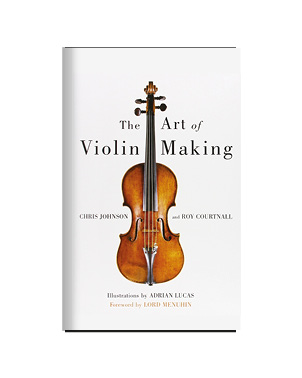 Amateur guide making violin pics 7