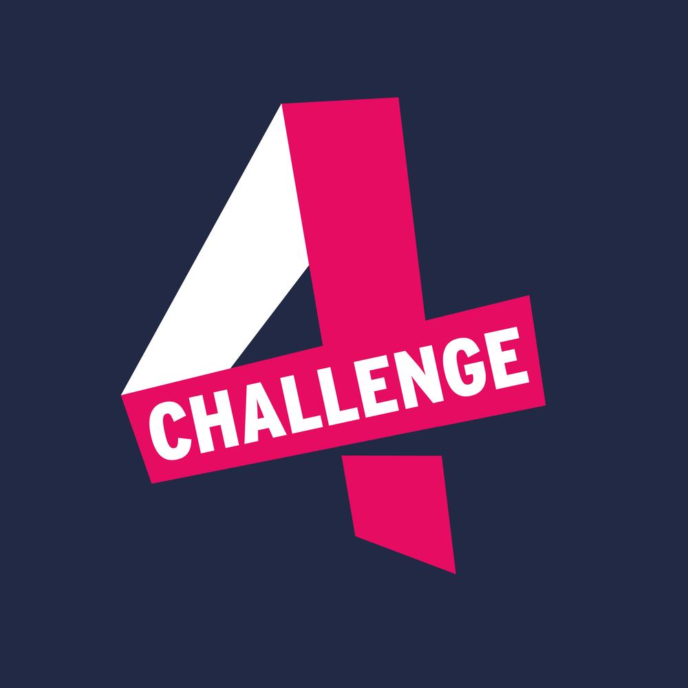 4 CHALLENGE BRANDING