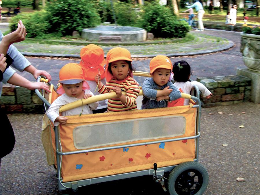 Toddler Cart