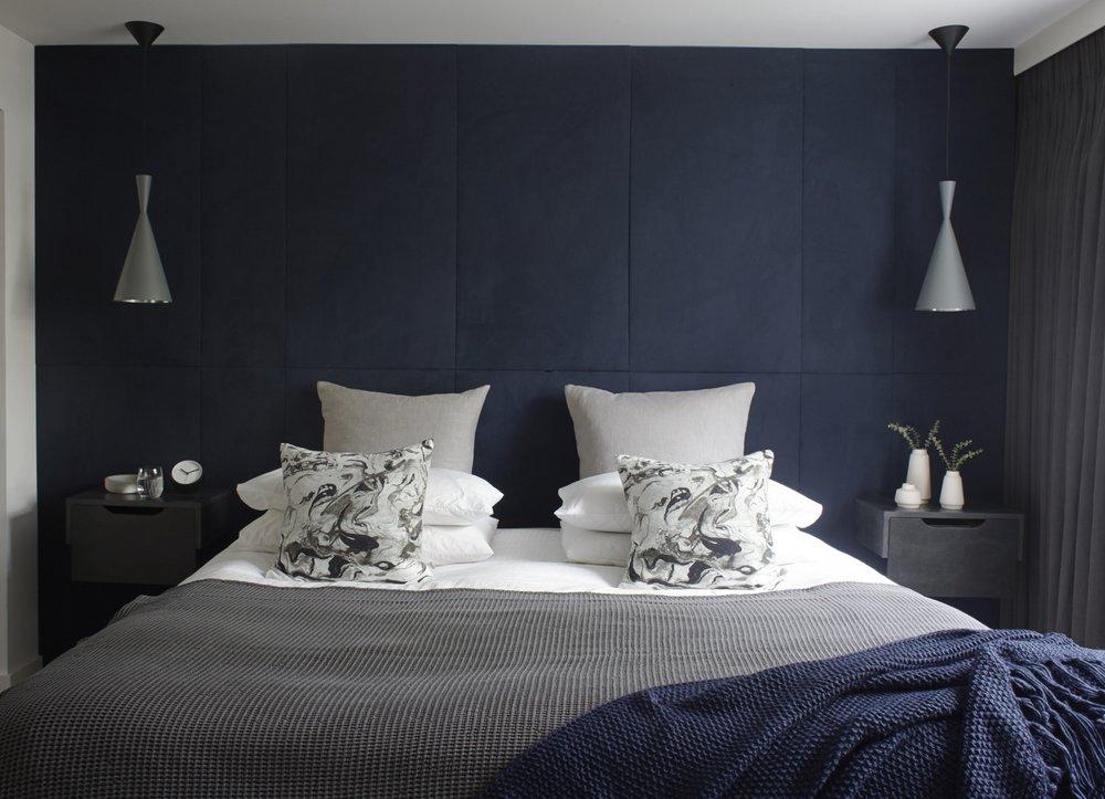 Interior Design Details Clapham Bedroom Luke Arthur Wells