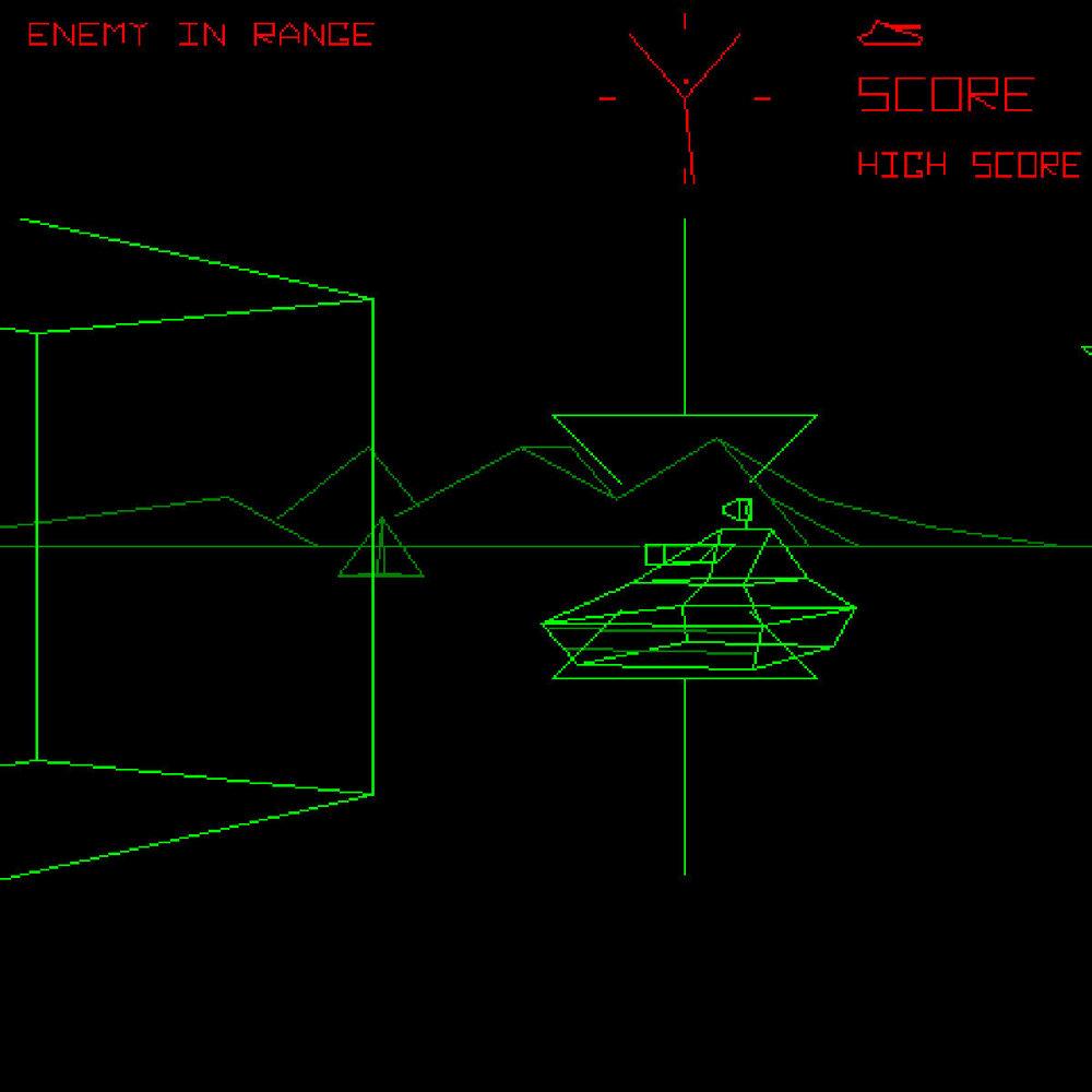 Battlezone, Atari - 1980