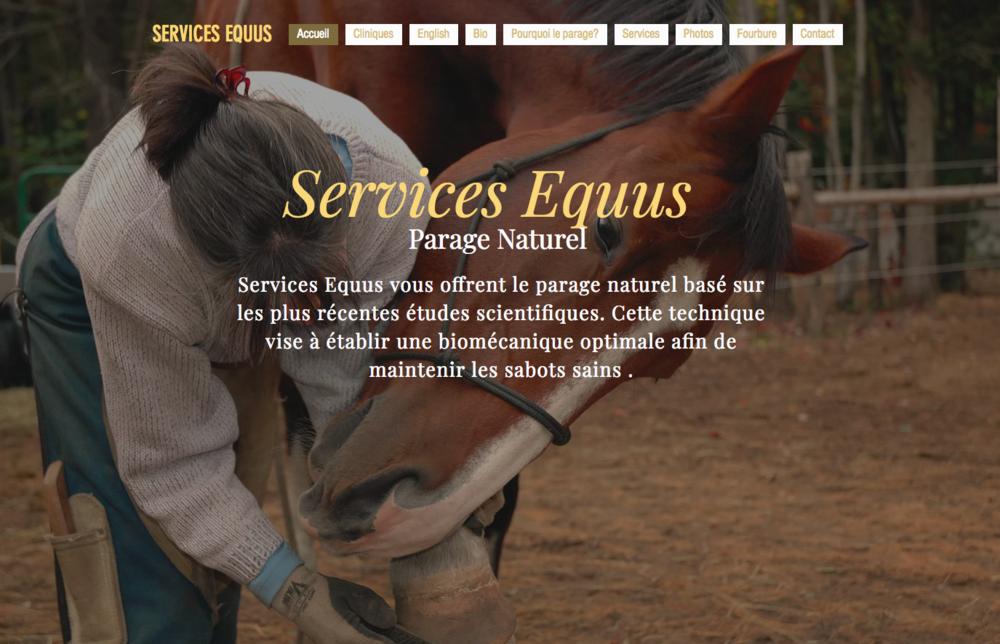 Services Equus