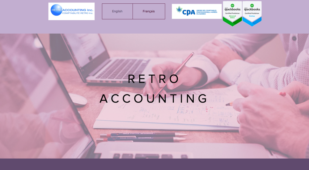 Retro Accounting