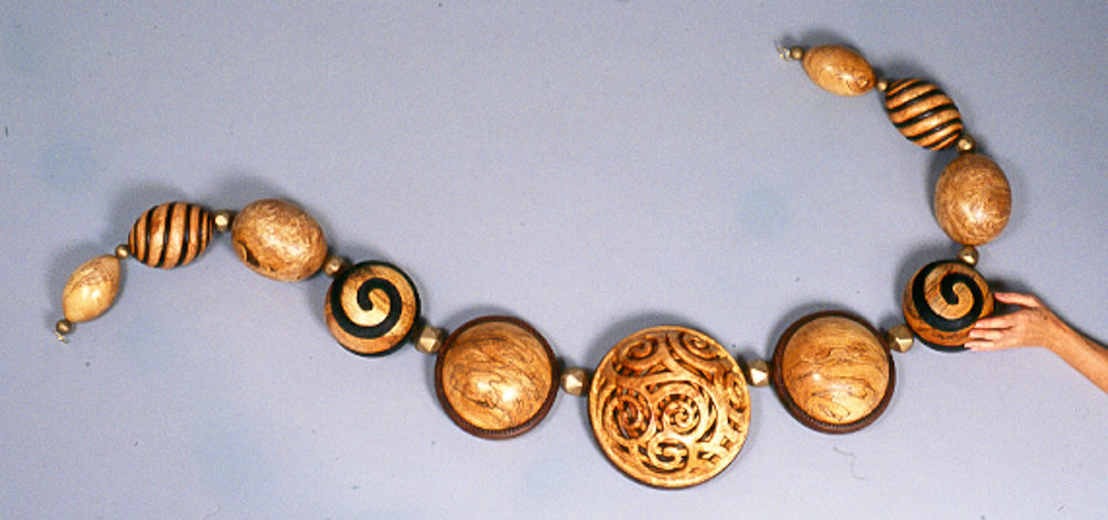 Wall Necklace, 1996