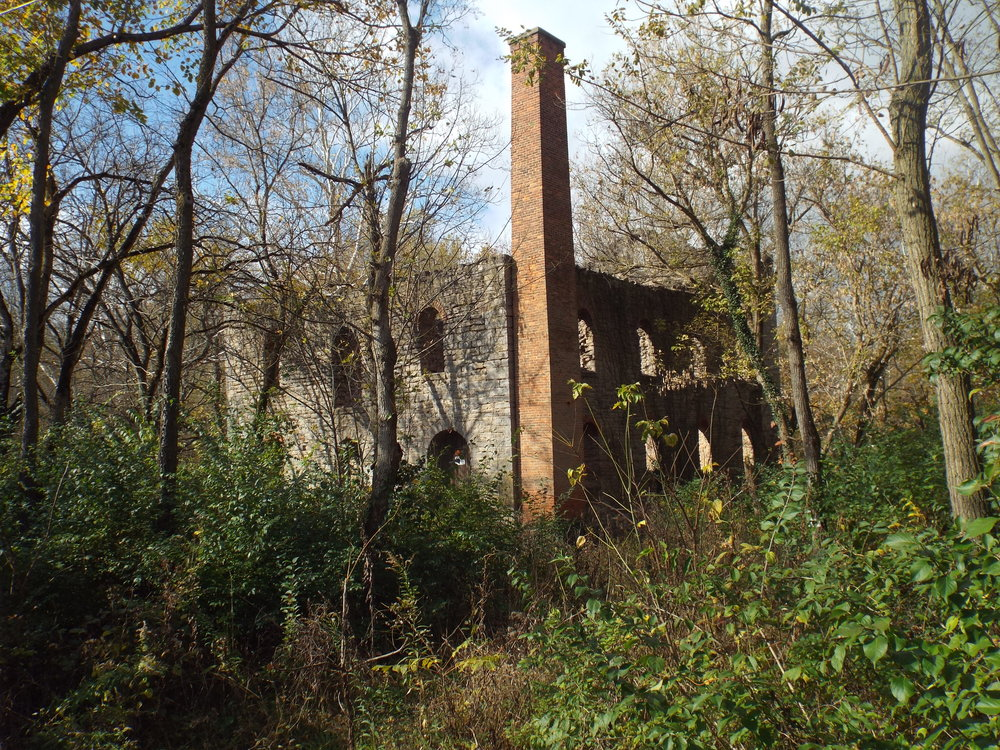 Abandon Riverside Mill
