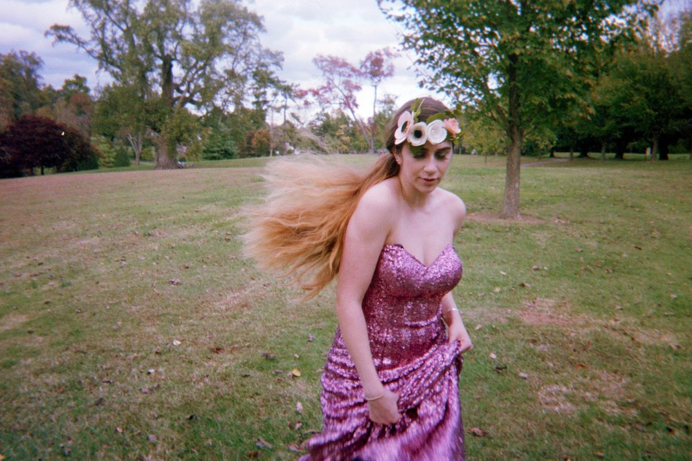 Felina Tucciaronre Photo by Lydia Renee Armstrong Disposable Camera