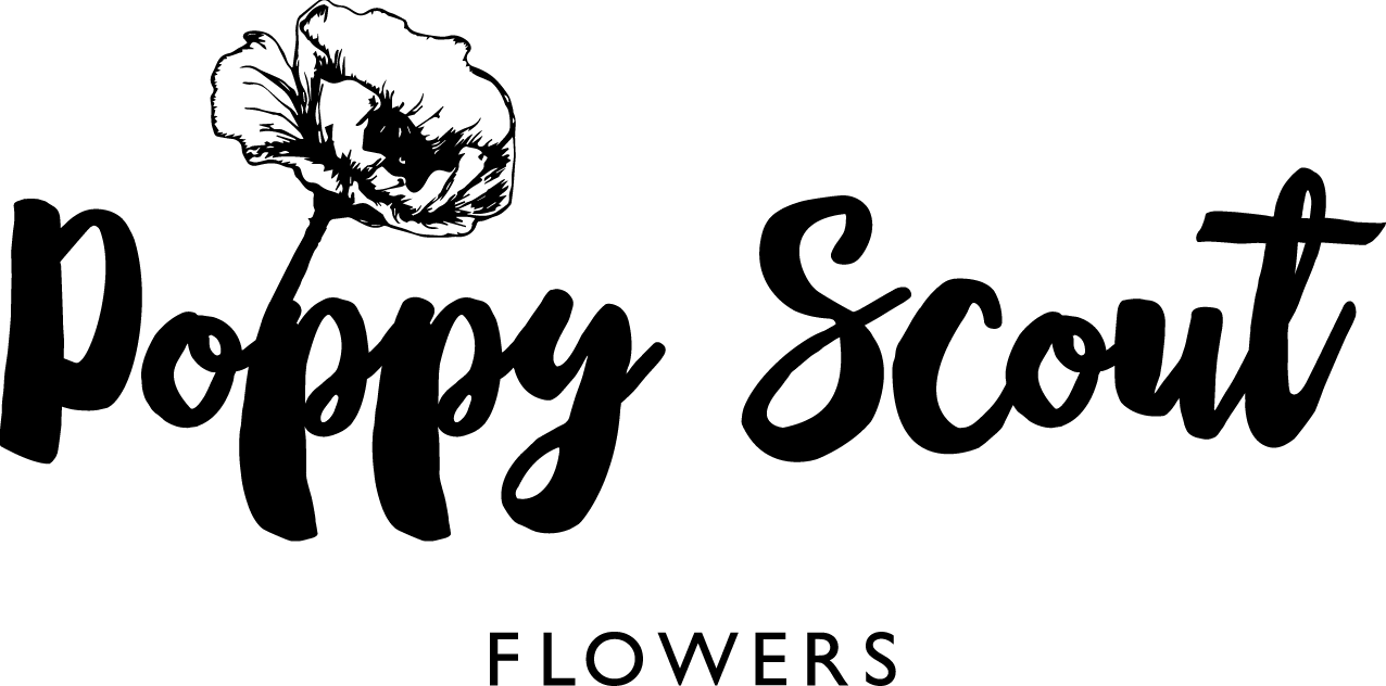 Flowers by, Poppy Scout