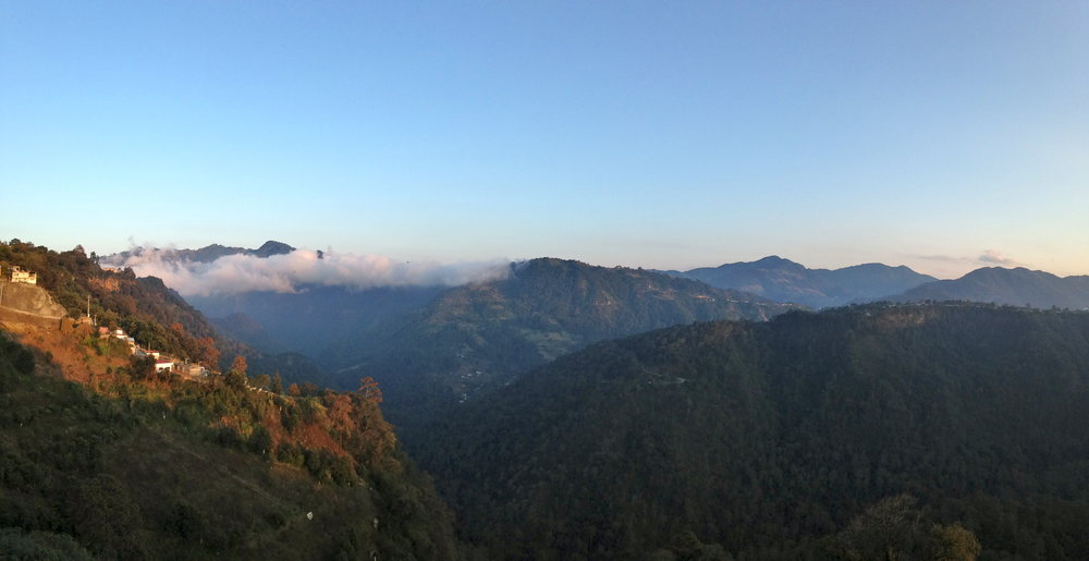 Zacatlan De Las Manzanas, living among the clouds
