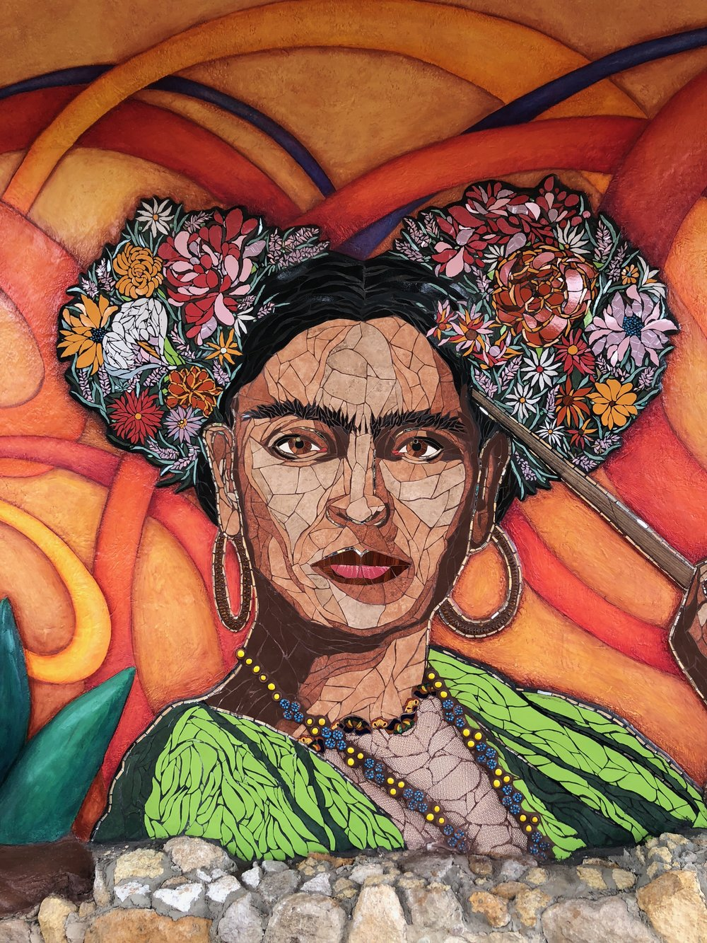Frida Mural Metzner