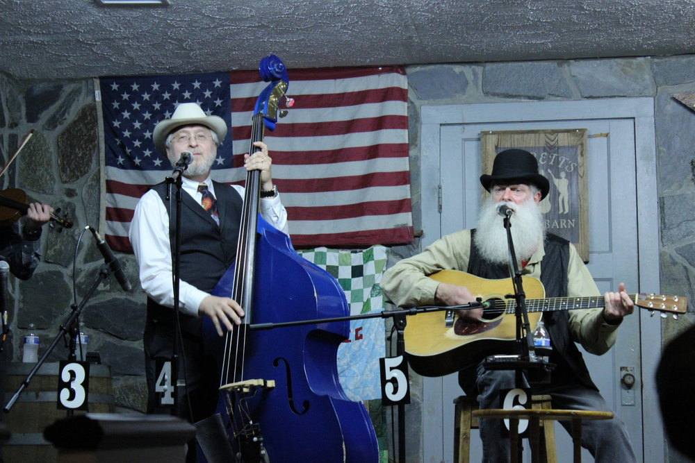 Musical guests performed throughout the day and night to help raise funds to support the Music Barn. Photo credit: Alicia Couch Payne