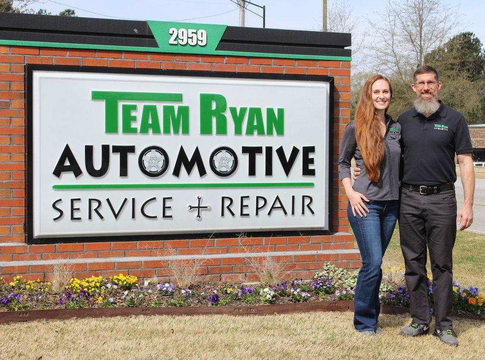 Owners Dan and Shara Ryan.